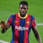 El Barcelona contempla despedir fulminantemente a Umtiti