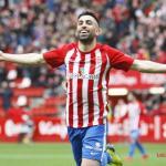"""""""Oficial: Michael Santos ya es de CD Talleres./ Foto: La Voz de Asturias"""""""