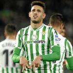 """La reivindicación de Sanabria en el Real Betis """"Foto: Estadio Deportivo"""""""
