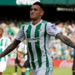 Sanabria saldrá del Betis en este mercado / Besoccer.com