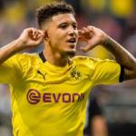 "El Dortmund fija una fecha límite al United para fichar a Sancho ""Foto: RPP"""