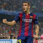 """""""Los peores canteranos del Barça./ Foto: Getty Images"""""""