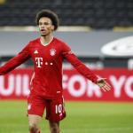 Leroy Sané, un crack en la sombra del Bayern Munich