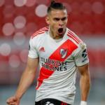 """Los dos delanteros que podrían suplir a Santos Borré """"Foto: Marca"""""""