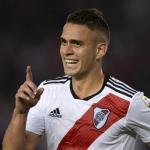 Palmeiras aprieta a River para fichar ya a Santos Borré