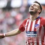 """El Atlético de Madrid ya ha decidido qué oferta aceptar por Saúl Ñíguez """"Foto: LaLiga"""""""