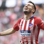 """Saúl Ñíguez cierra su salida al Chelsea """"Foto: AS"""""""