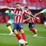 Fichajes Atlético: El United ofrece 50 millones por Saúl Ñíguez - Foto: La Razón