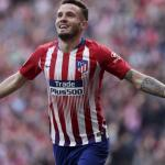 El Atlético teme la salida de Saúl / Dailymail.com