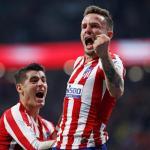 Saúl sigue perdido en el Atlético de Madrid