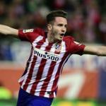 Saúl Ñíguez con la camiseta del Atlético. Foto: Telemadrid.es