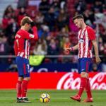 El recado de Saúl a Griezmann tras su marcha al Barcelona / Twitter