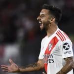 """Un nuevo pretendiente para Ignacio Scocco """"Foto: TyC Sports"""""""