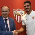 Castro y Silva / Sevilla FC.