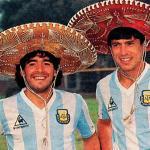 Maradona se abre y cuenta quiénes son sus mayores ídolos   Pasarela