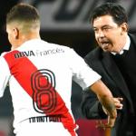 """Los señalados por Gallardo para abandonar River Plate """"Foto: panzo.com"""""""