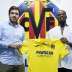 """Serge Aurier, nuevo futbolista del Villarreal: ¿acierto o error? """"Foto: Castellón Información"""""""