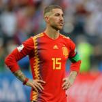 """Sergio Ramos, peligro público para la Eurocopa """"Foto: El Mundo"""""""