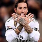 Sergio Ramos y el Real Madrid están muy alejados / Telemadrid.es