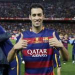Sergio Busquets. Foto: FCBarcelona.es