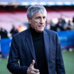 """OFICIAL: Despedido Quique Setién del FC Barcelona """"Foto: Sport"""""""