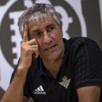 """Los damnificados y beneficiados en el Betis si regresara Setién """"Foto: AS"""""""