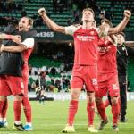 """Llegó el momento para la segunda fila del Sevilla """"Foto: Estadio Deportivo"""""""