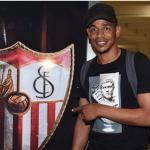 El Sevilla ata el fichaje del brasileño Fernando / Twitter