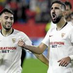"""La salida de Dabbur abre el casting para un nuevo delantero en el Sevilla """"Foto: Estadio Deportivo"""""""