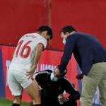 """El problema del Sevilla a largo plazo con las lesiones """"Foto: ABC de Sevilla"""""""