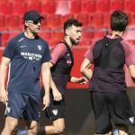 Las tres posiciones que tiene reforzar el Sevilla para la 2020/21 | FOTO: SEVILLA