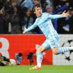 David Silva celebra un gol/lainformacion.com/Getty Images