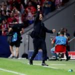 Diego Pablo Simeone y su racha ante el Real Valladolid. FOTO: ATLÉTICO DE MADRID