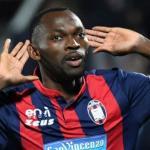 """Simeon Nwankwo, otro delantero idóneo para Juventus, Inter y Milan """"Foto: Corriere della Calabria"""""""