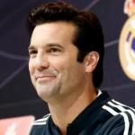 Solari en rueda de prensa / Real Madrid