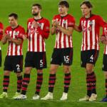 """El memorable gesto del Southampton """"Foto: HITC"""""""