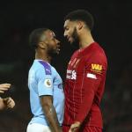 """La tensión entre Liverpool y City no cesa """"Foto: Telegraph"""""""