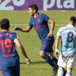 Suárez ya bate récords con el Atleti. Foto: elespanol.com