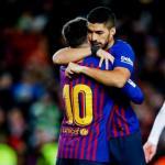 El gran sueño americano llama a la puerta de Messi y Suárez