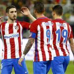 El Atlético de Madrid, obligado a quedarse con Sime Vrsaljko (Atlético de Madrid)