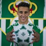 Tello tiene una oferta para marcharse del Betis / RealBetisBalompie.es