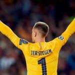'Aparcada' la renovación de Ter Stegen con el Barcelona. Foto: Fútbol Total