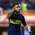 """El enfado de Tévez en Boca Juniors """"Foto: InfoBae"""""""