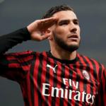 """Los impresionantes números de Théo Hernández en el AC Milan """"Foto: ABC"""""""