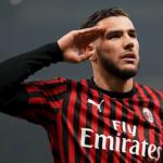 """Los 3 laterales zurdos que sigue el AC Milan como suplentes de Theo Hernández """"Foto: The Sun"""""""