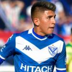 """Thiago Almada confirmó a sus representantes que quiere jugar en un club europeo """"Foto: Marca"""""""