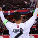 """""""Thiago Silva, entre el Milan y el Fluminense. Foto: Getty Images"""""""