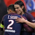Cavani y Thiago Silva podrían no volver a jugar con el PSG | FOTO: PSG