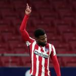 """El Leverkusen preguntó por la situación de Lemar al Atlético de Madrid """"Foto: Marca"""""""