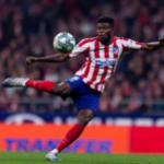 El PSG tambien quiere a Thomas Partey | FOTO: ATLÉTICO DE MADRID